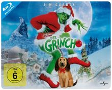 Der Grinch - Limited Quersteelbook [Blu-ray]