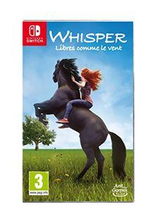 Whisper - Libres comme le vent Jeu Switch