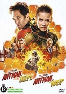 Ant-man 2 : ant-man et la guêpe [FR Import]