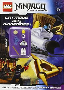 Lego Ninjago Masters of Spinjitzu : L'attaque des Nindroïdes !