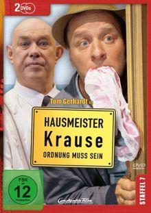 Hausmeister Krause - Ordnung muss sein, Staffel 7 [2 DVDs]