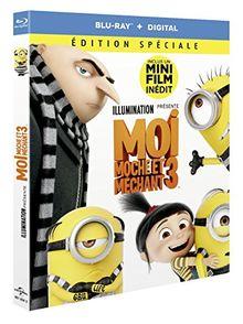 Moi, moche et méchant 3 [Blu-ray] [FR Import]