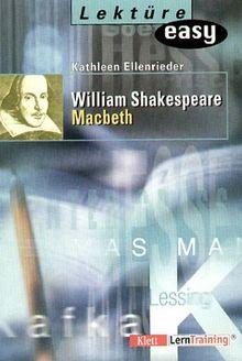 """William Shakespeare """"Macbeth"""""""