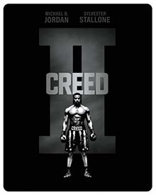 Creed II: Rocky's Legacy Steelbook [Blu-ray] [Limited Edition]