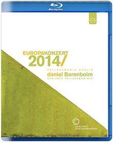 Europakonzert 2014 (Philharmonie Berlin) [Blu-ray]