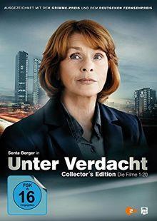 Unter Verdacht - Collector's Edition - Die Filme 1-20 (12 DVDs)