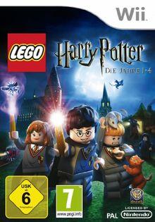 Lego Harry Potter - Die Jahre 1 - 4 [Software Pyramide]