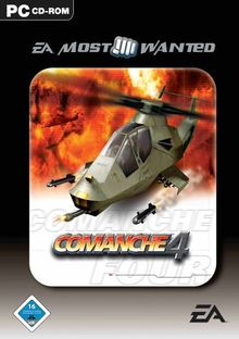 Comanche 4 [EA Most Wanted]