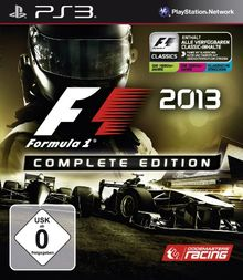 F1 2013 Complete Edition - [PlayStation 3]