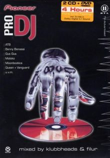 Various Artists - Pioneer Pro DJ (+ 2 Audio-CDs)
