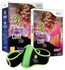 NEW & SEALED! Zumba Fitness Core Nintendo Wii Game UK PAL