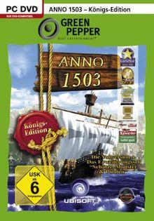Anno 1503 Königs Edition [Green Pepper]
