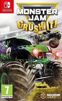Monster Jam Crush It Jeu Switch