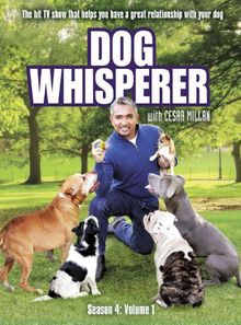 Dog Whisperer with Cesar Millan: Season 4, Vol. 1 [DVD] (2010) Cesar Millan (japan import)