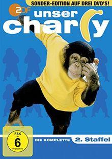 Unser Charly - Die komplette 2. Staffel [3 DVDs]