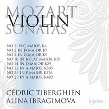 Mozart: Sonaten für Violine und Klavier Vol.2