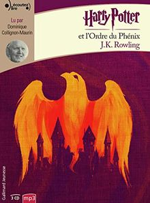Harry Potter et l'ordre du Phenix (3 CD MP3)