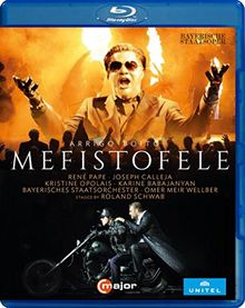 Boito: Mefistofele (München, 2015) [Blu-ray]