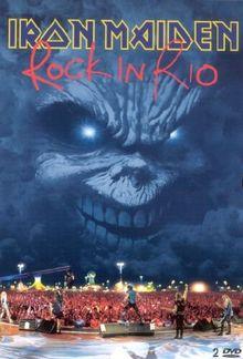 Iron Maiden - Rock In Rio (2 DVDs)
