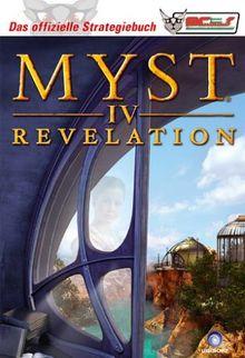 Myst 4 - Revelation Lösungsbuch