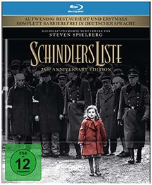Schindlers Liste - 25th Anniversary Edition [Blu-ray]