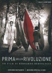 Prima della rivoluzione (versione restaurata) [2 DVDs] [IT Import]