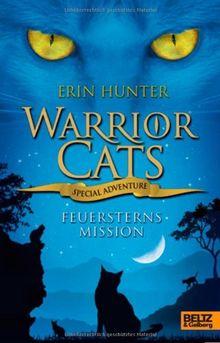 Warrior Cats - Special Adventure. Feuersterns Mission