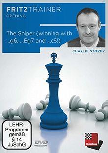 Charlie Storey: The Sniper Winning with ...g6, ...Bg7 and ...c5!