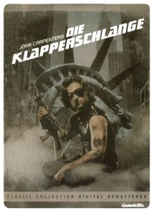 Die Klapperschlange (Steelbook)