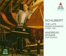 Klaviersonaten d 958-960
