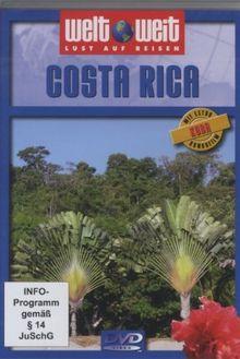 """Costa Rica (Reihe: welt weit) mit Bonusfilm """"Kuba""""; Gesamtlänge: ca. 95 Min."""