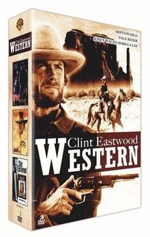 Coffret clint eastwood western : [FR Import]