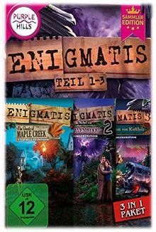 Enigmatis 1-3 (Purple Hills)