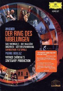 Wagner, Richard - Der Ring des Nibelungen (8 DVDs)