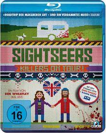 Sightseers [Blu-ray]