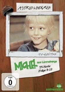 Astrid Lindgren: Michel aus Lönneberga - TV-Serie, Folge 09-13 (TV-Edition)