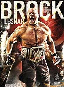 Brock Lesnar [DVD-AUDIO]