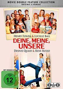Deine Meine Unsere 1968 & 2005 (double movie) [2 DVDs]