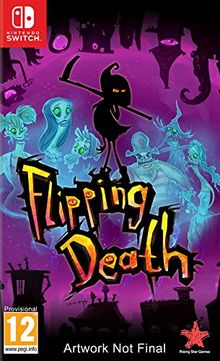 Rising Star - Flipping Death /Switch (1 GAMES)
