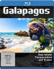 Galapagos - Das letzte Tierparadies auf Erden [Blu-ray]