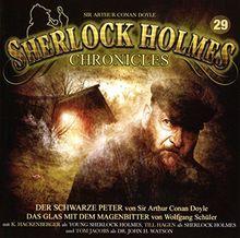 Sherlock Holmes Chronicles 29-Der schwarze Peter