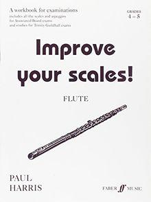 Improve Your Scales!: Flute Grades 4-5 (Faber Edition)