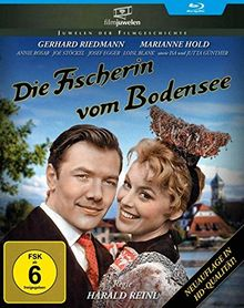Die Fischerin vom Bodensee (remastered in HD) (Filmjuwelen) [Blu-ray]