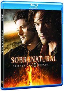Supernatural Staffel / Season 10 EU Import mit deutschem Ton