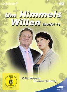 Um Himmels Willen - Staffel 11 [4 DVDs]