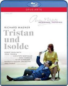 Tristan und Isolde - Bayreuther Festspiele [Blu-ray]