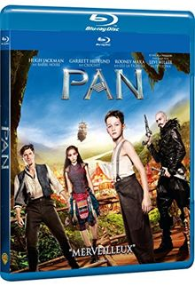 Pan [Blu-ray] [FR Import]