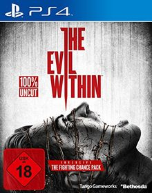 The Evil Within (100 % Uncut) - [PlayStation 4]