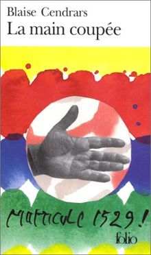 La main coupée (Folio)