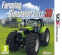 Farming Simulator 2012 3D [Nintendo 3DS]